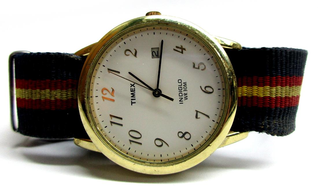 Timex Indiglo   Wrist watch-img-0