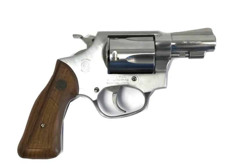 Rossi M885 .38 Special Revolver-img-1