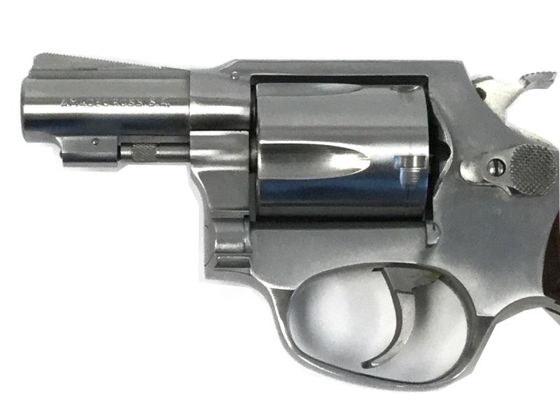 Rossi M885 .38 Special Revolver-img-2