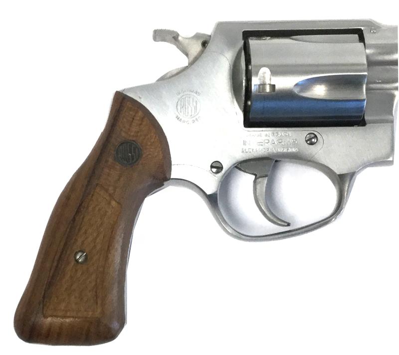 Rossi M885 .38 Special Revolver-img-4